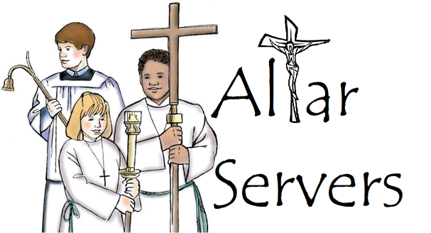 ALTAR SERVERS - Corpus Christi Catholic Church
